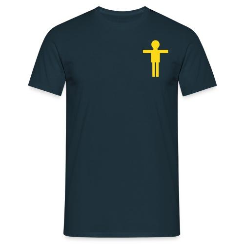 mans room - Männer T-Shirt