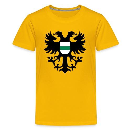 Stadswapen Groningen kids - Teenager Premium T-shirt