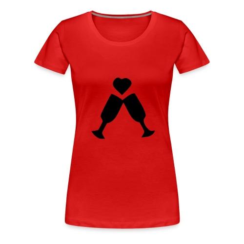 sport  sweater  - Women's Premium T-Shirt