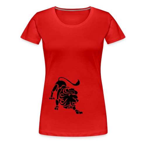 Leo - Women's Premium T-Shirt