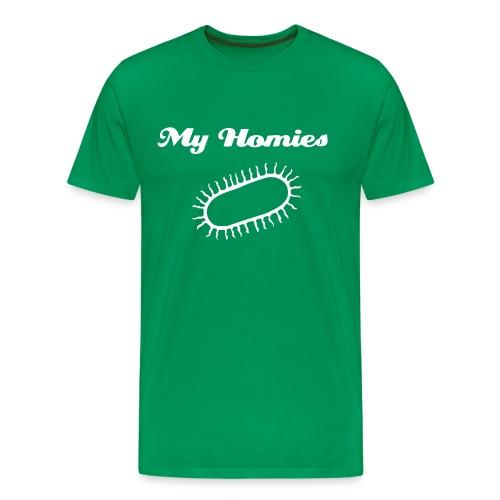 My Homies | grün - Männer Premium T-Shirt