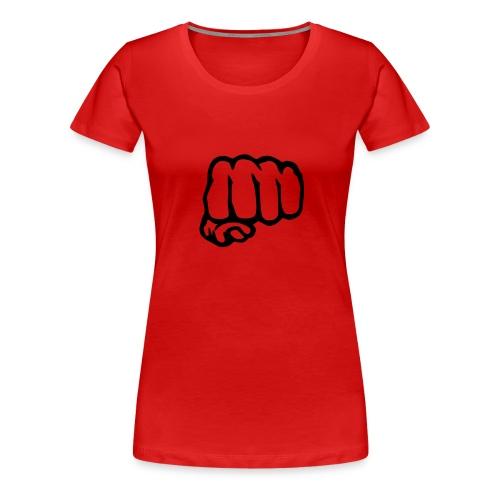 see me  - Women's Premium T-Shirt