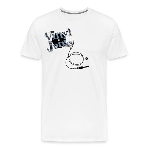 viy - Premium-T-shirt herr