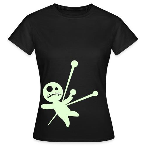 Voodoo Glow Shirt - Glow In The Dark - Women's T-Shirt