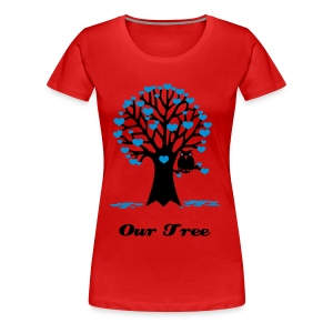 Our Tree? - Women's Premium T-Shirt