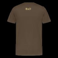 T-Shirts ~ Männer Premium T-Shirt ~ Artikelnummer 8175707