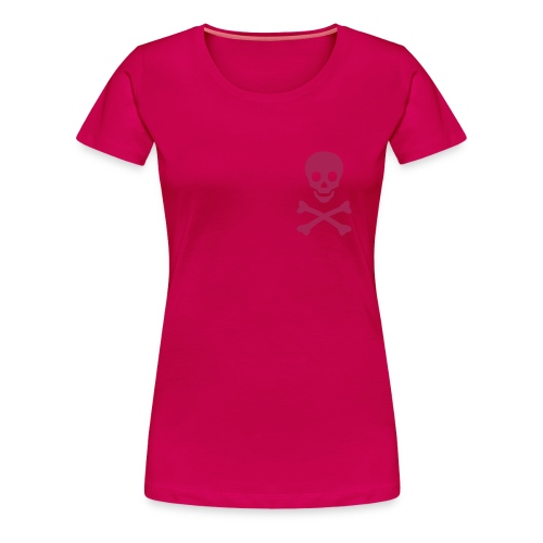 Motiv Piratenbraut - Frauen Premium T-Shirt