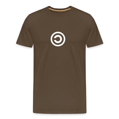 Tshirt copyleft Couleur - T-shirt Premium Homme