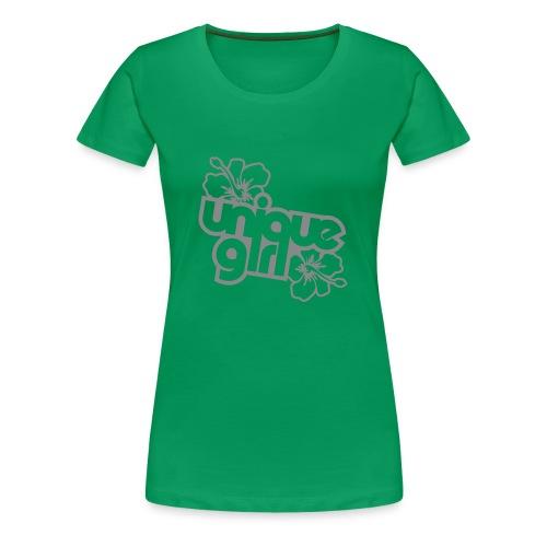 I Am a - Women's Premium T-Shirt