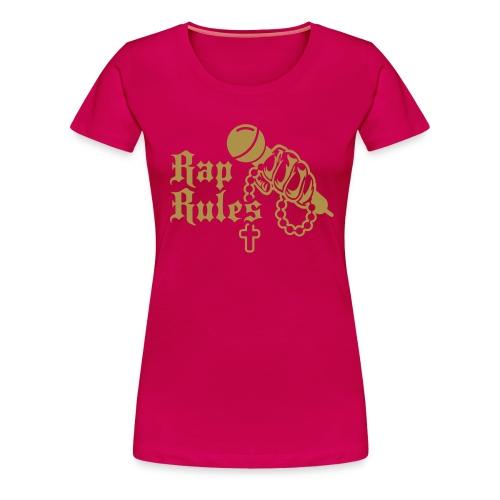 TcR  Girlieshirt klassisch - Frauen Premium T-Shirt