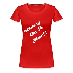 Wishing On A Star - Women's Premium T-Shirt