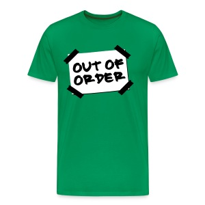 out of order - Men's Premium T-Shirt