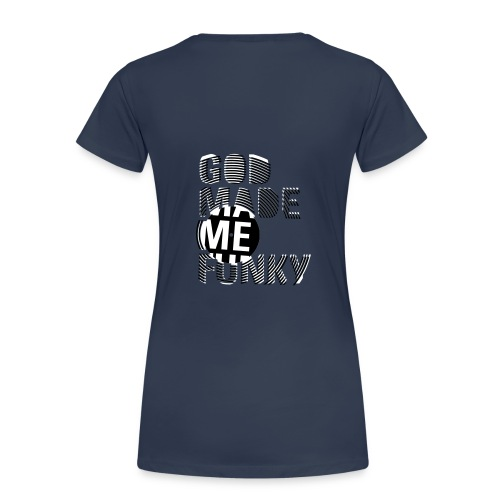 girls wear - Frauen Premium T-Shirt