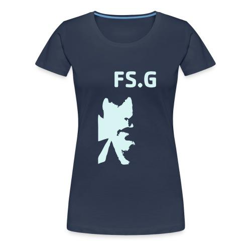 FS.GTourT - Frauen Premium T-Shirt