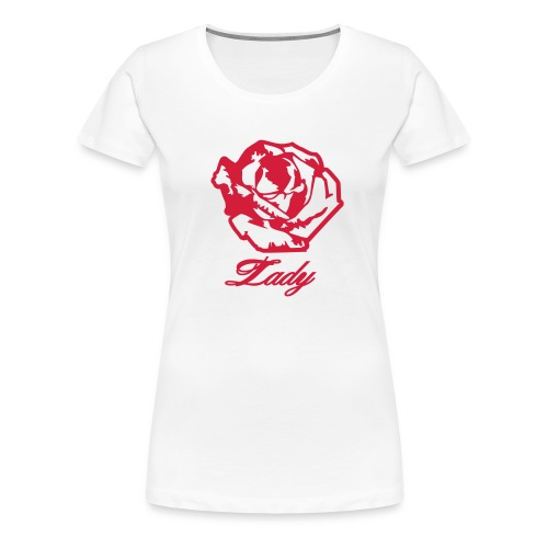 Lady - Frauen Premium T-Shirt