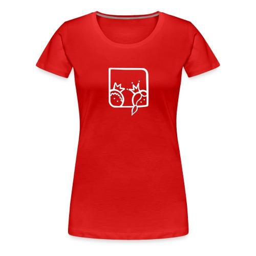 T-Shirt Schlosspraxis 2 - Frauen Premium T-Shirt