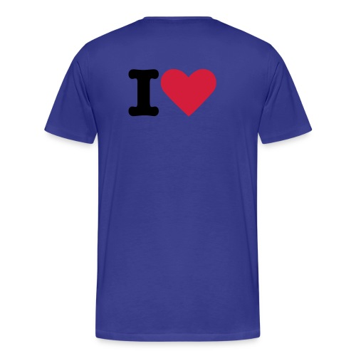 SKULL BTEH TEE MEN - Männer Premium T-Shirt