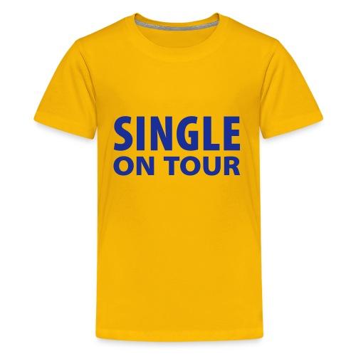 single tour - Teenager Premium T-Shirt