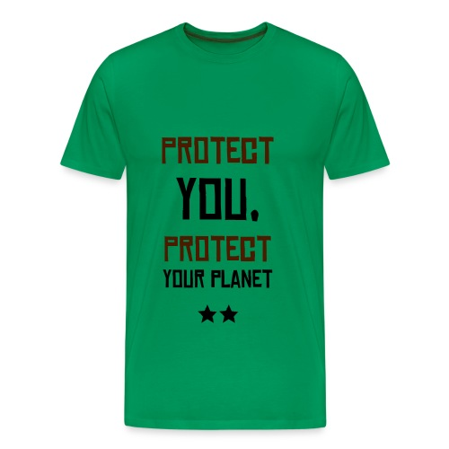 Protect - T-shirt Premium Homme
