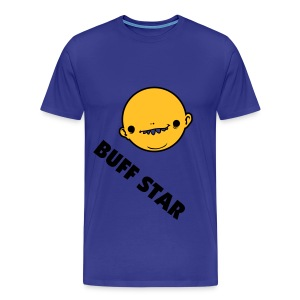 Buff Star ball head tee - Men's Premium T-Shirt