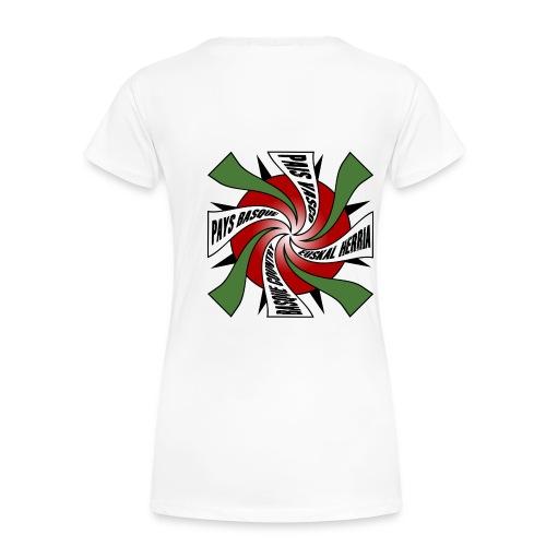 T-G-237 - T-shirt Premium Femme
