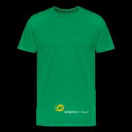 T-Shirts ~ Männer Premium T-Shirt ~ T-Shirt (Sackform) auch in anderen Farben ;) weiße Schrift