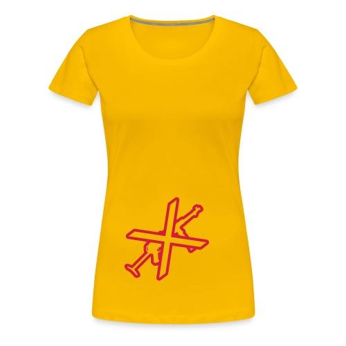 No hatred - Women's Premium T-Shirt