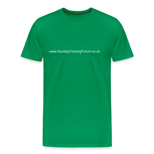 Basic Mens T-Shirt - Men's Premium T-Shirt