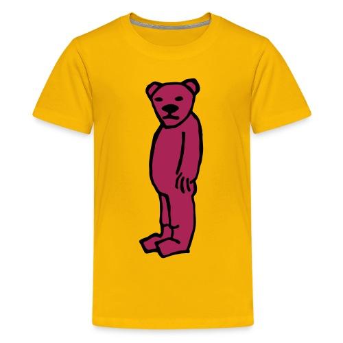 bär t-shirt kids - Teenager Premium T-Shirt