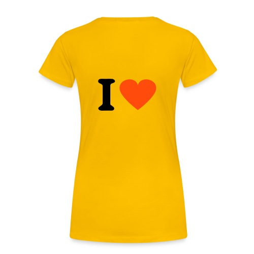 Women's Premium T-Shirt - T-Shirt in cotton