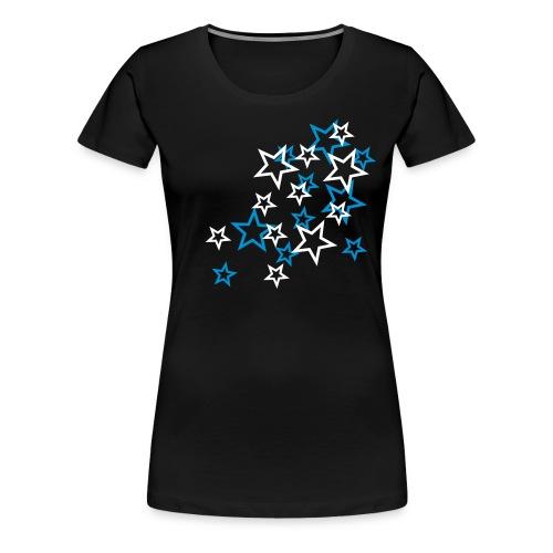 Star T-Skjorte - Premium T-skjorte for kvinner
