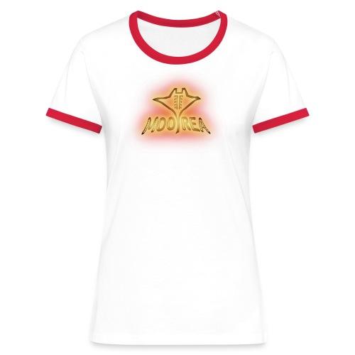 MOOREA POLYNESIAN MANTA TATTOO - T-shirt contrasté Femme