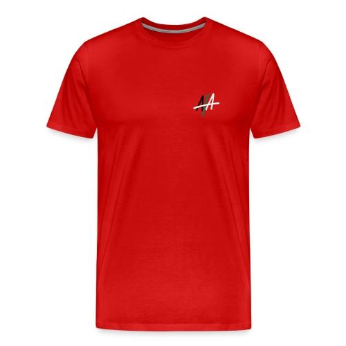 AfA XXXL-Shirt - Männer Premium T-Shirt
