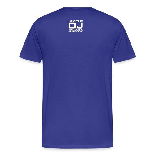 Dj ^^ - Männer Premium T-Shirt