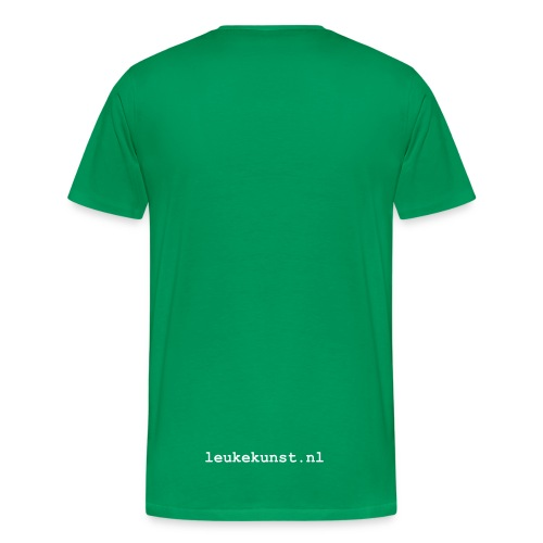 Live Simply 2 - Mannen Premium T-shirt