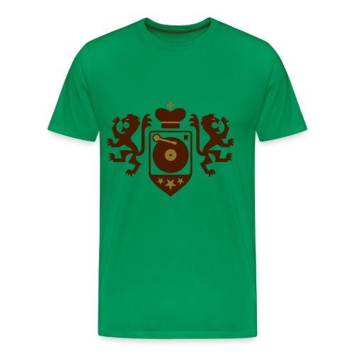 vinyl - T-shirt Premium Homme