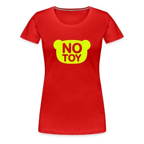 Spielzeug - Frauen Premium T-Shirt