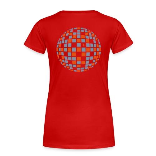 Disco Style - Frauen Premium T-Shirt
