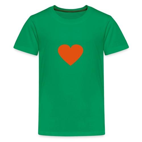 tchirt  - T-shirt Premium Ado