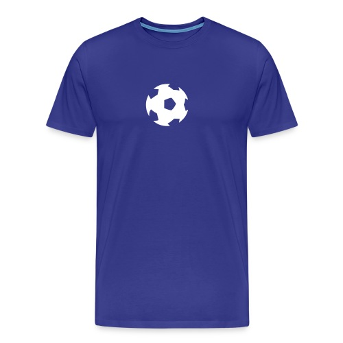 Football-T-Shirt - Men's Premium T-Shirt