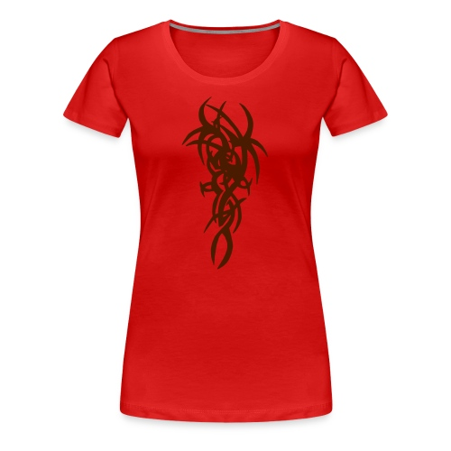 Tribal - Frauen Premium T-Shirt
