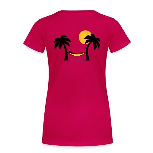 girlie t - Women's Premium T-Shirt