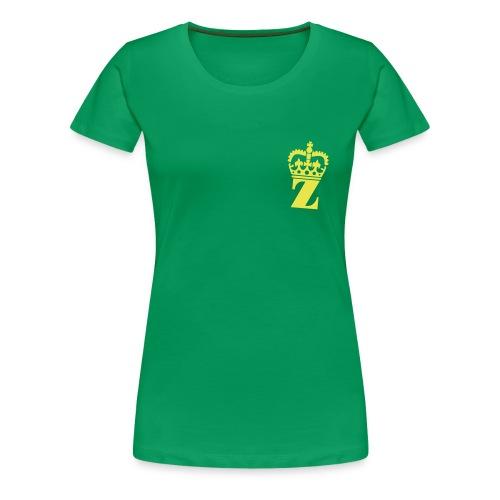 sport vert - T-shirt Premium Femme