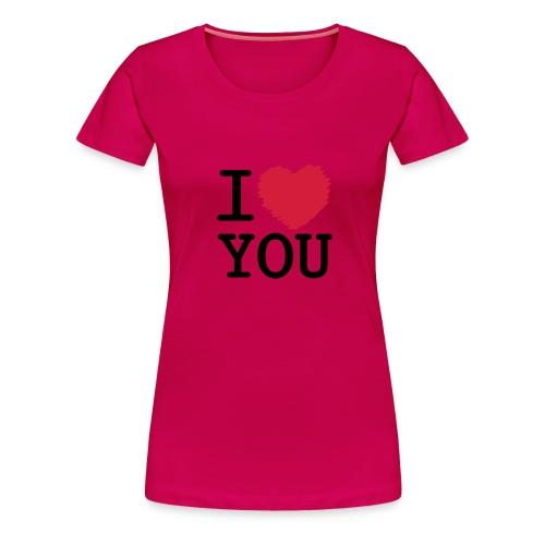 Women's Love Top - Women's Premium T-Shirt