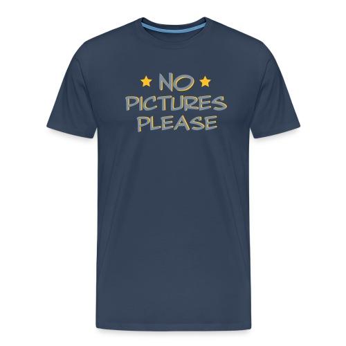 Für Männliche Stars - Männer Premium T-Shirt