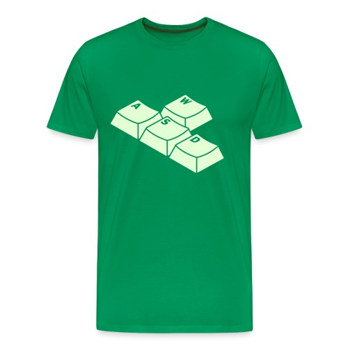 WASD - T-shirt Premium Homme