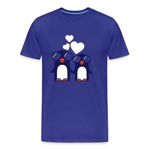 penguins - T-shirt Premium Homme