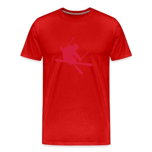 SKI RIDER - Men's Premium T-Shirt