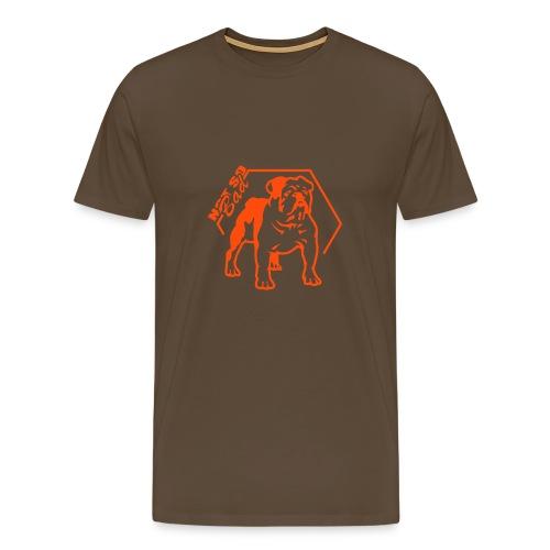 BullDog - Men's Premium T-Shirt