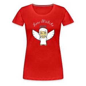 Engelsche1 - Frauen Premium T-Shirt